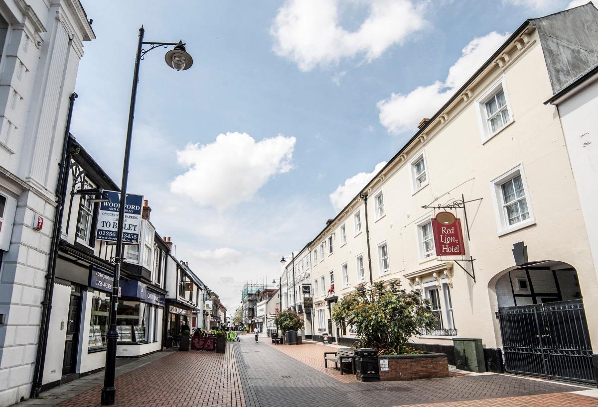 Brighton Hill